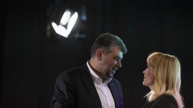 marcel ciolacu vorbeste cu gabriela firea