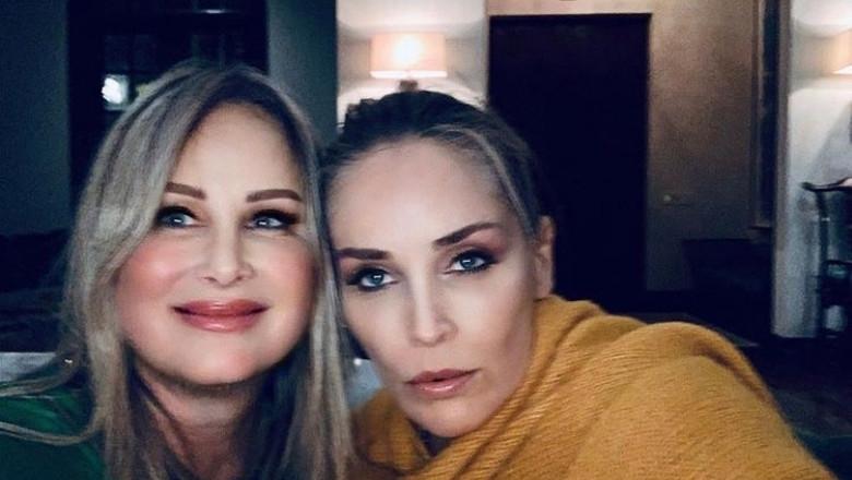 """Sharon Stone dă vina pe cei care nu poartă mască după ce sora s-a infectat cu coronavirus: """"Unul dintre voi a făcut asta"""""""