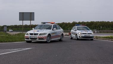 masini-politie-autostrada-innorat-pr-fb