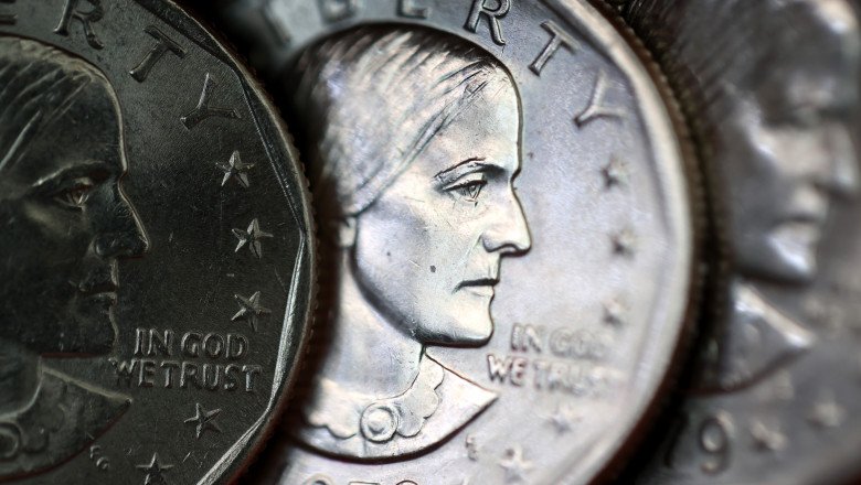 monedă susan b anthony