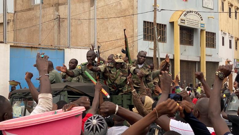 Rebeliune in Mali1