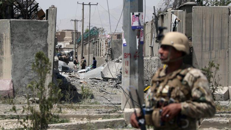 kabul afganistan atac terorist rachete
