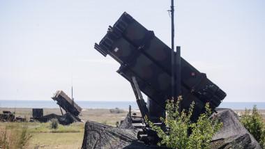 sisteme de rachete antiaeriene Patriot