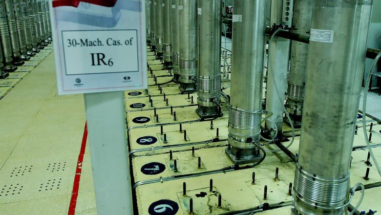 reactor nuclear iranian