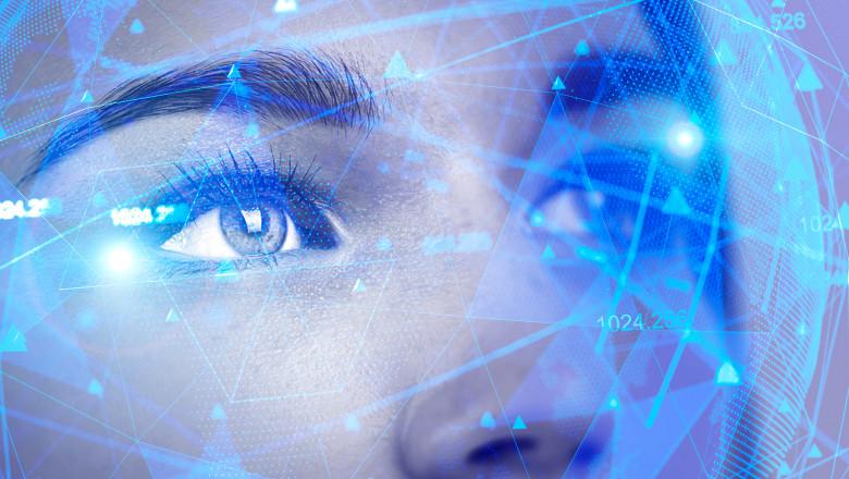 Ilustrație inteligență artificială
