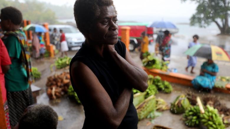 Climate Change Threatens Pacific Island Nation Of Vanuatu