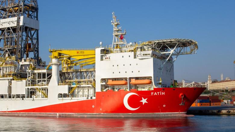 nava fatih de exploare hidrocarburi