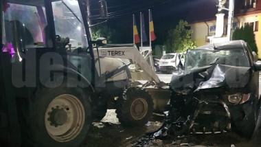 Accident cumplit în Brăila, cu 9 victime între 16 și 22 de ani. Un tânăr de 21 de ani a fost declarat mort la locul impactului