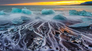 Oamenii de știință au calculat cât de frig era pe Pământ în cea mai rece perioadă a ultimei ere glaciare