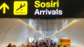 sosiri aeroport