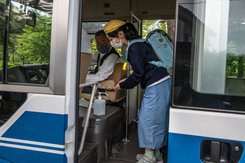 Schools In Japan Reopen As Covid-19 Threat Declines