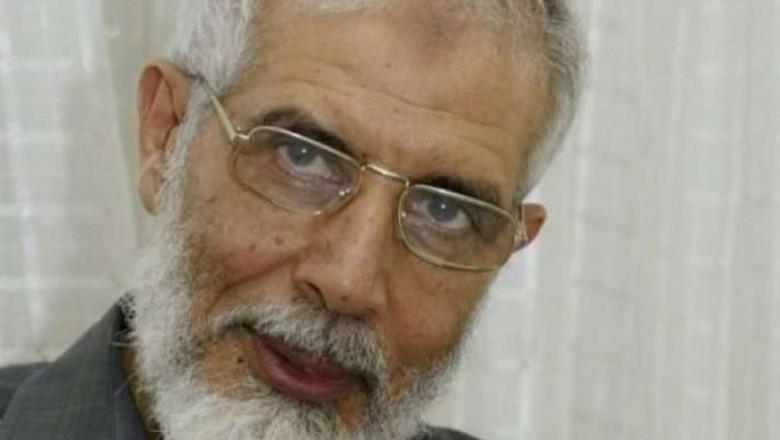 Liderul interimar al celei mai vechi mişcări islamiste din Egipt a fost arestat. Mahmoud Ezzat, acuzat că a condus o grupare teroristă