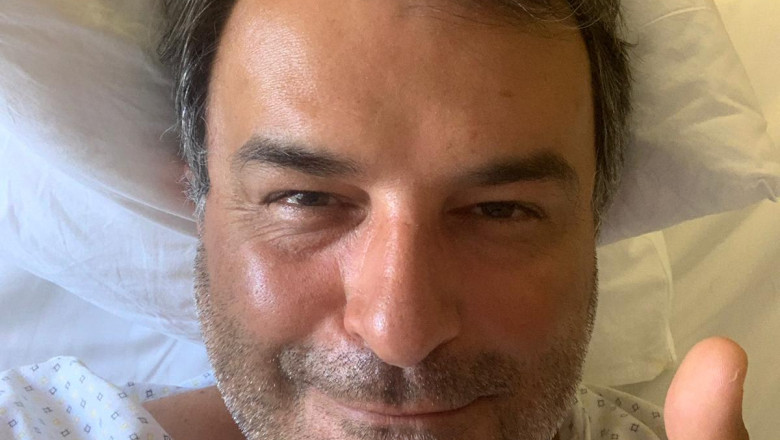 Lucian Mindruta a fost operat cu succes
