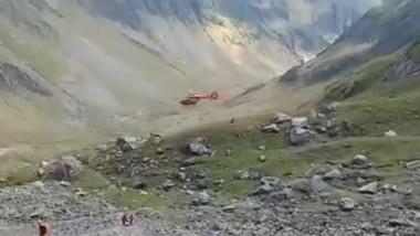 alpinist mort elicopter smurd