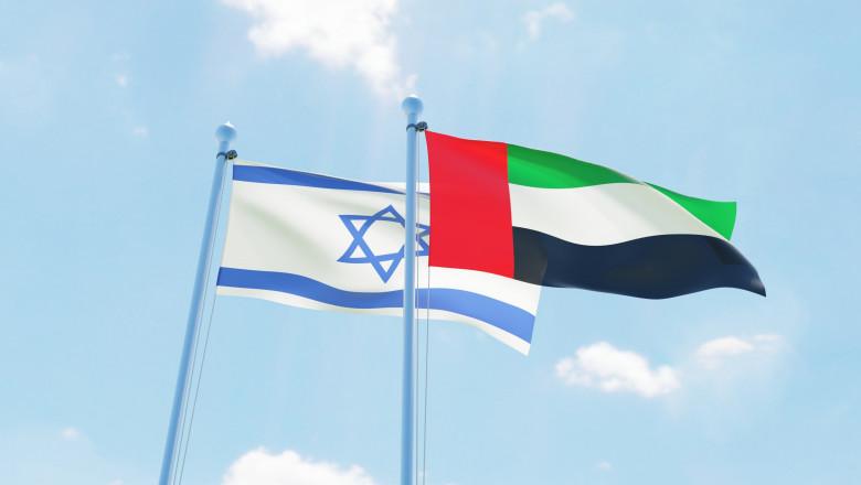 steaguri israel emiratele arabe unite