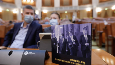parlament orban guvern motiune_INQUAM_Photos_George_Calin