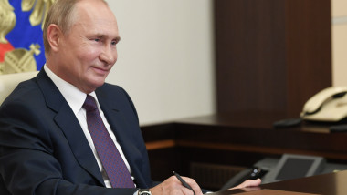Rusia vladimir putin