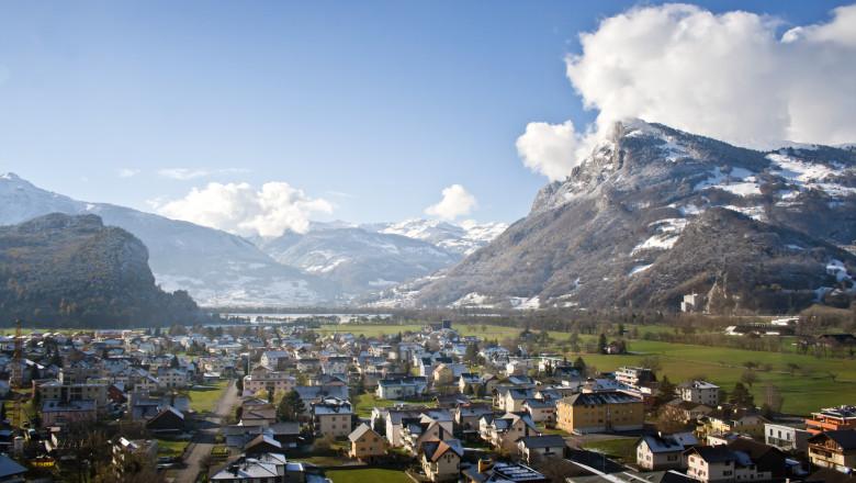 Liechtenstein Valley
