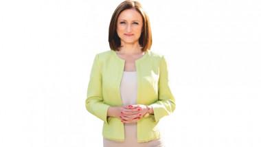 Daniela Cimpean_presedinta CJ Sibiu