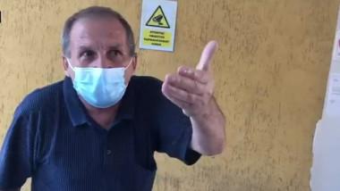 barbat tuda fugit din spital - captura