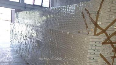 tigari confiscate - politia de frontiera