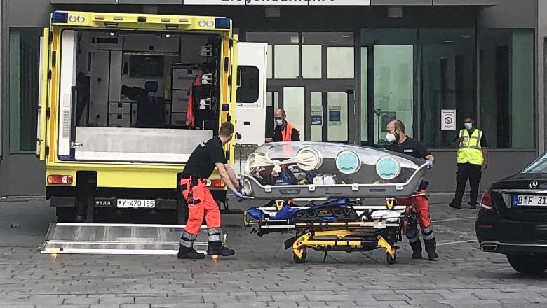 Opozantul rus Aleksei Navalnîi, în cazul căruia există suspiciunea de otrăvire, este îngrijit la spitalul Charite din Berlin