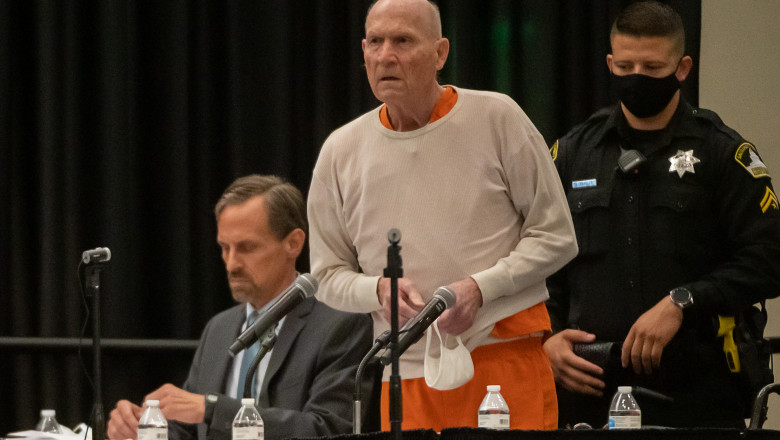 Golden State Killer Joseph James DeAngelo Is Sentenced To 13 Murders And A Host Of Other Crimes At Sacramento State University