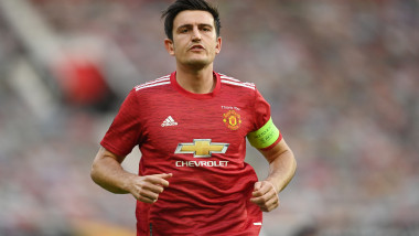 Harry Maguire de la Manchester United