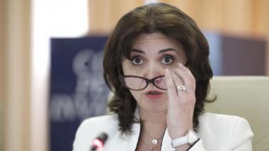 Monica Anisie a declarat că a aflat din presă ce s-a întâmplat cu licitația privind achiziția de tablete pentru elevi