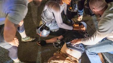 Bărbat împușcat mortal la confruntări în Portland