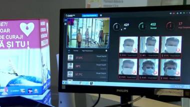 monitor temperatura corporala canicula