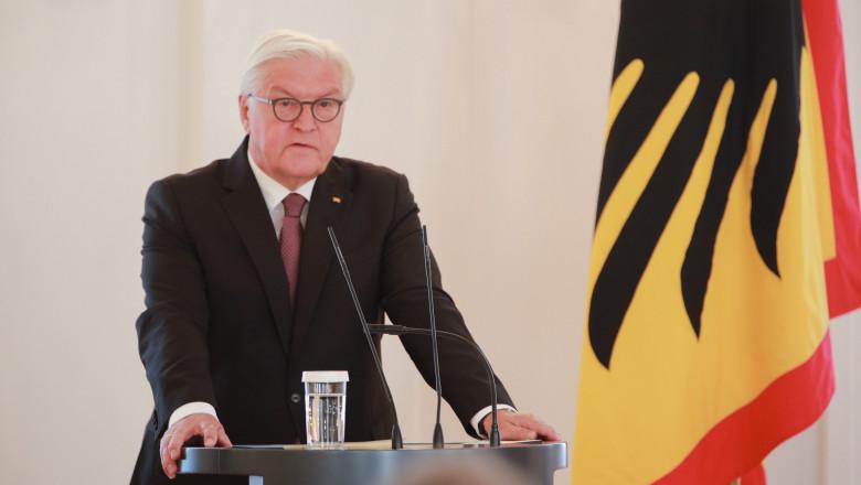 Frank Walter Steinmeier presedintele germaniei