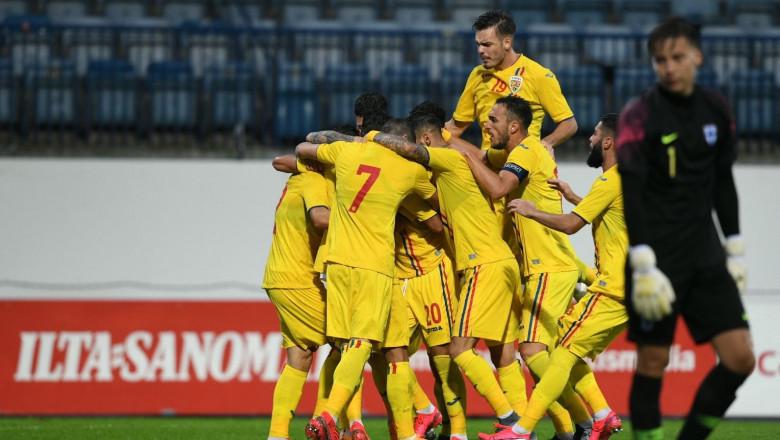 romania echipa nationala de fotbal u21 1