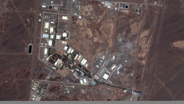 Iranul a aprobat accesul în siturile nucleare. Teheranul a stocat uraniu de zece ori mai mult decât limita autorizată