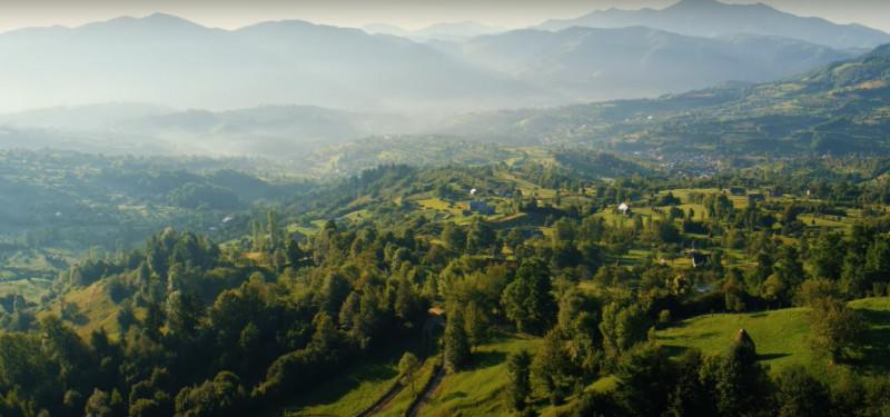 cadru natura transilvania