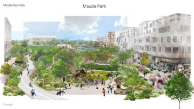 Google vrea să construiască un oraș pentru angajații săi, cu birouri, locuințe și spații pentru evenimente