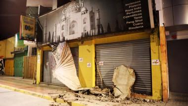 Un seism cu magnitudinea 6,4 s-a produs în Chile, la câteva zile după două cutremure majore