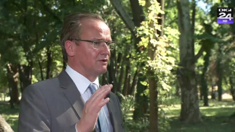 gunther krichbaum membru in bundestag - captura tv