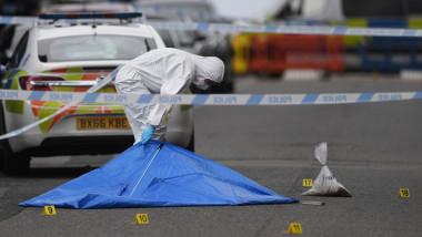 Stabbing attack in Birmingham