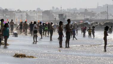Los Angeles a înregistrat cea mai mare temperatură din istorie