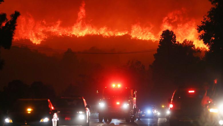 Incendii în California în 2020