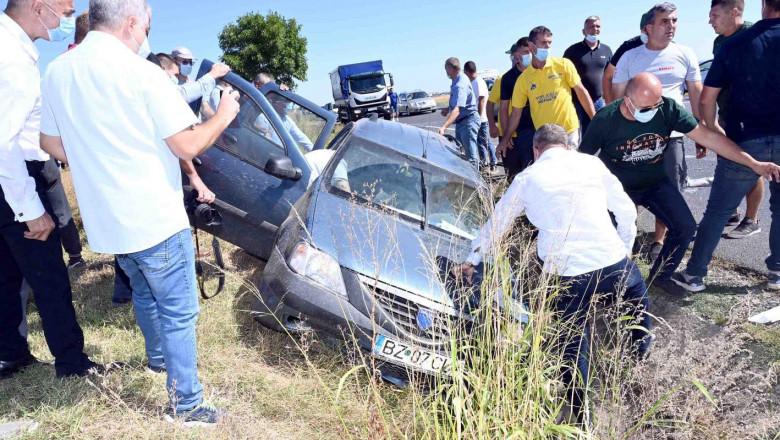 oros accident