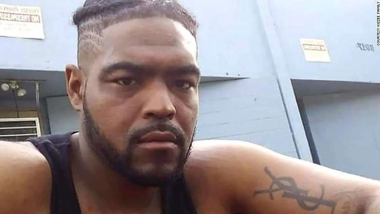 Tanar afro-american ucis de politia din los angeles