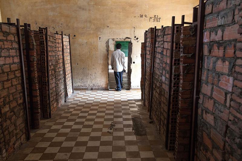 închisoarea Tuol Sleng