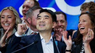 Eric Yuan, CEO-ul platformei de videoconferinţe Zoom