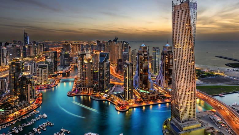 Dubaiul vrea să atragă pensionari înstăriţi din străinătate