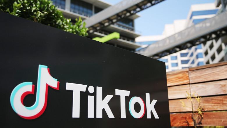 Sediul TikTok din California