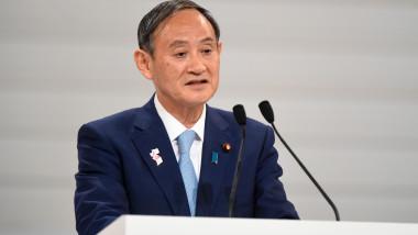 Yoshihide Suga, noul prim-ministru al Guvernului Japoniei