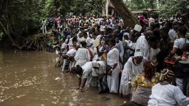 adepti ai zeitei osun la festival nigeria - profimedia-0383030669