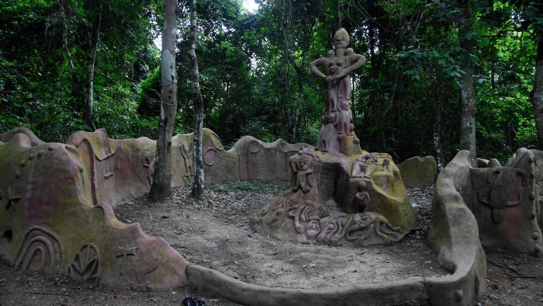zeita osun din padurea sacra oshogbo din nigeria profimedia-0528595761